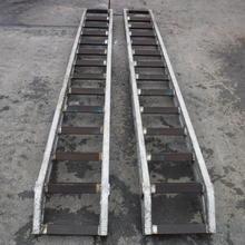 日軽パワーブリッジ 長さ3m×有効幅30cm 1.5t/組 ゴムクロ用