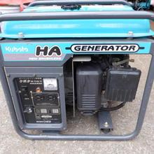 クボタ 発電機 HA2300 はつはつ